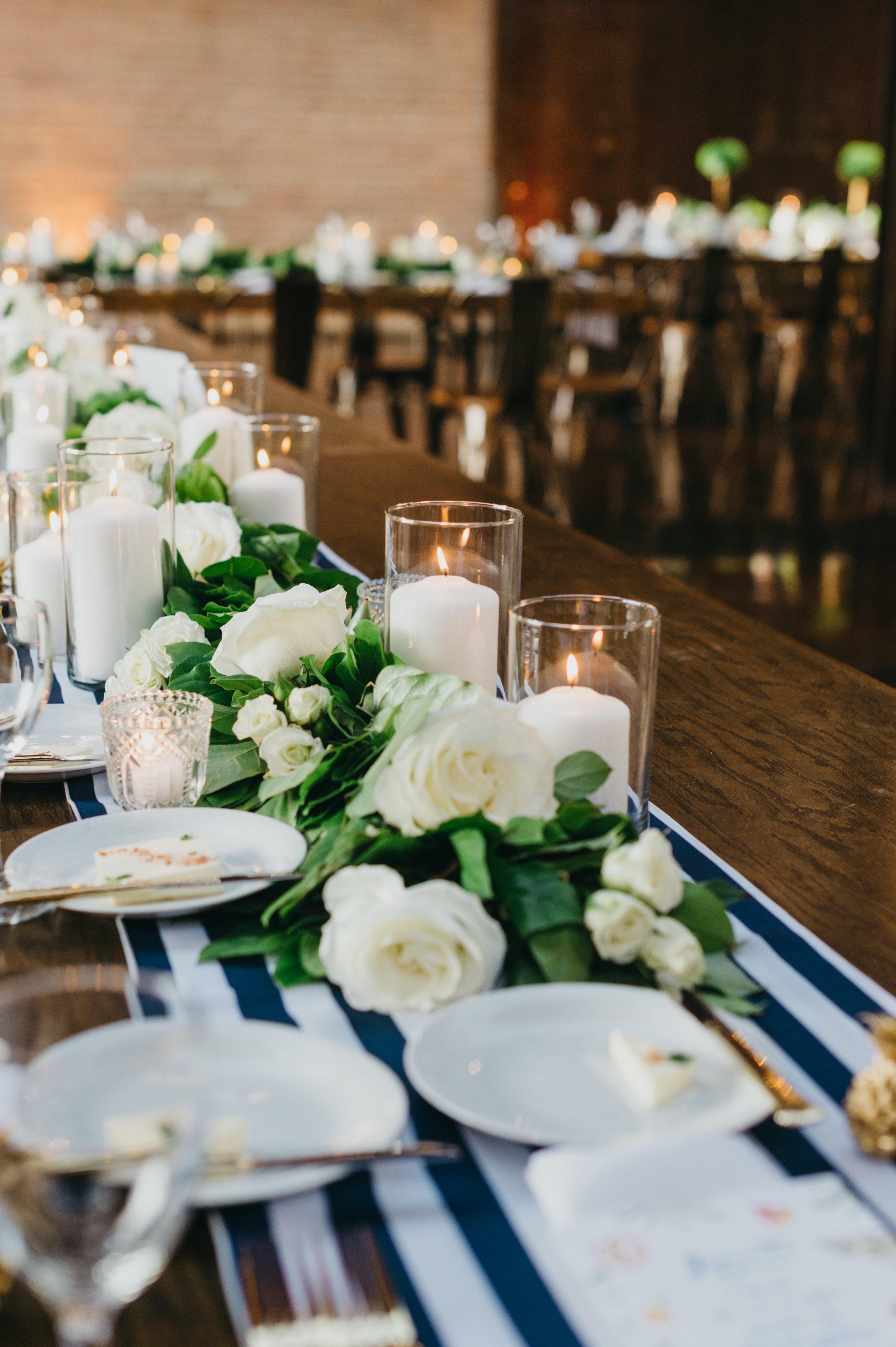 Belle fleur wedding