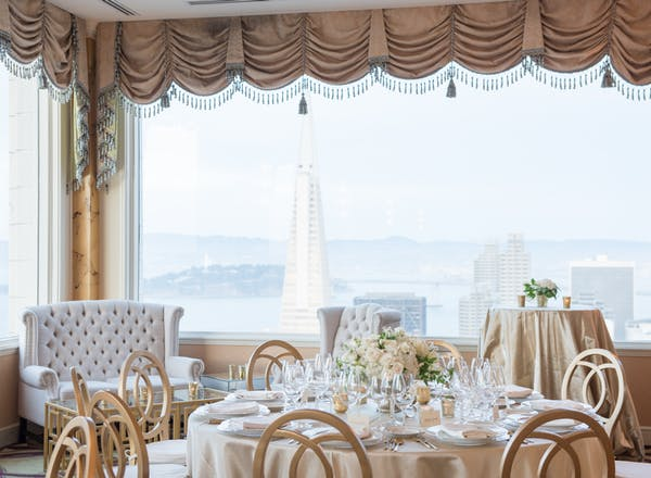 Posted by Fairmont San Francisco - A Venue professional