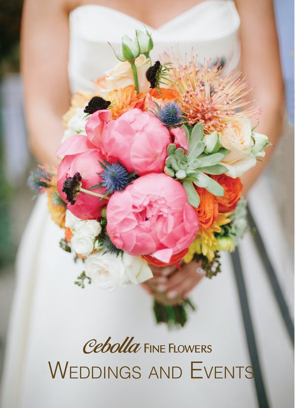 Posted by Cebolla Fine Flowers - A Design/Decor/Floral professional