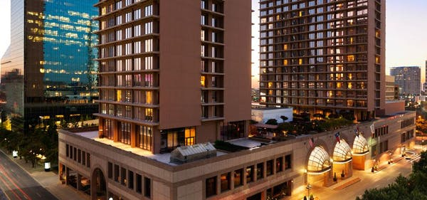 Posted by The Fairmont Dallas - A Venue professional
