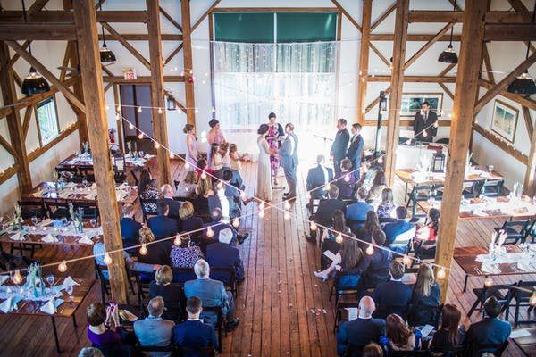 Posted by Byron Colby Barn - A Venue professional