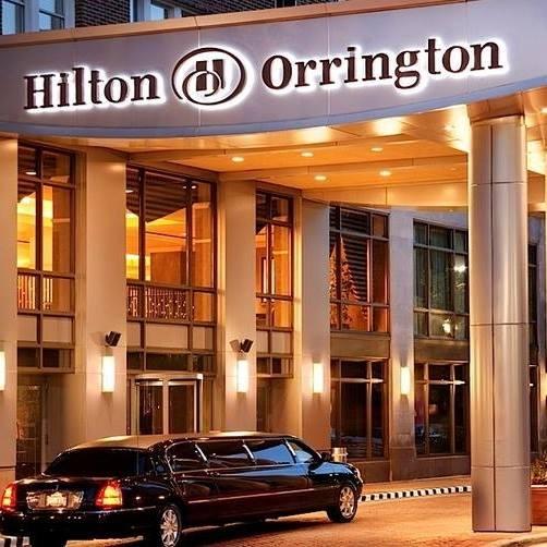 Hilton Orrington Hotel Evanston