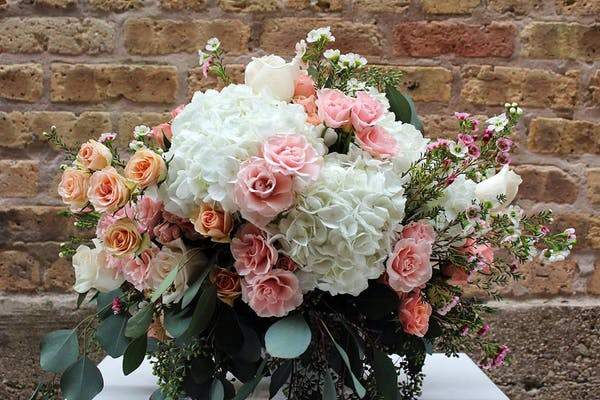 Posted by Flowers by Geo - A Design/Decor/Floral professional