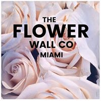 The Flower Wall Co. Miami