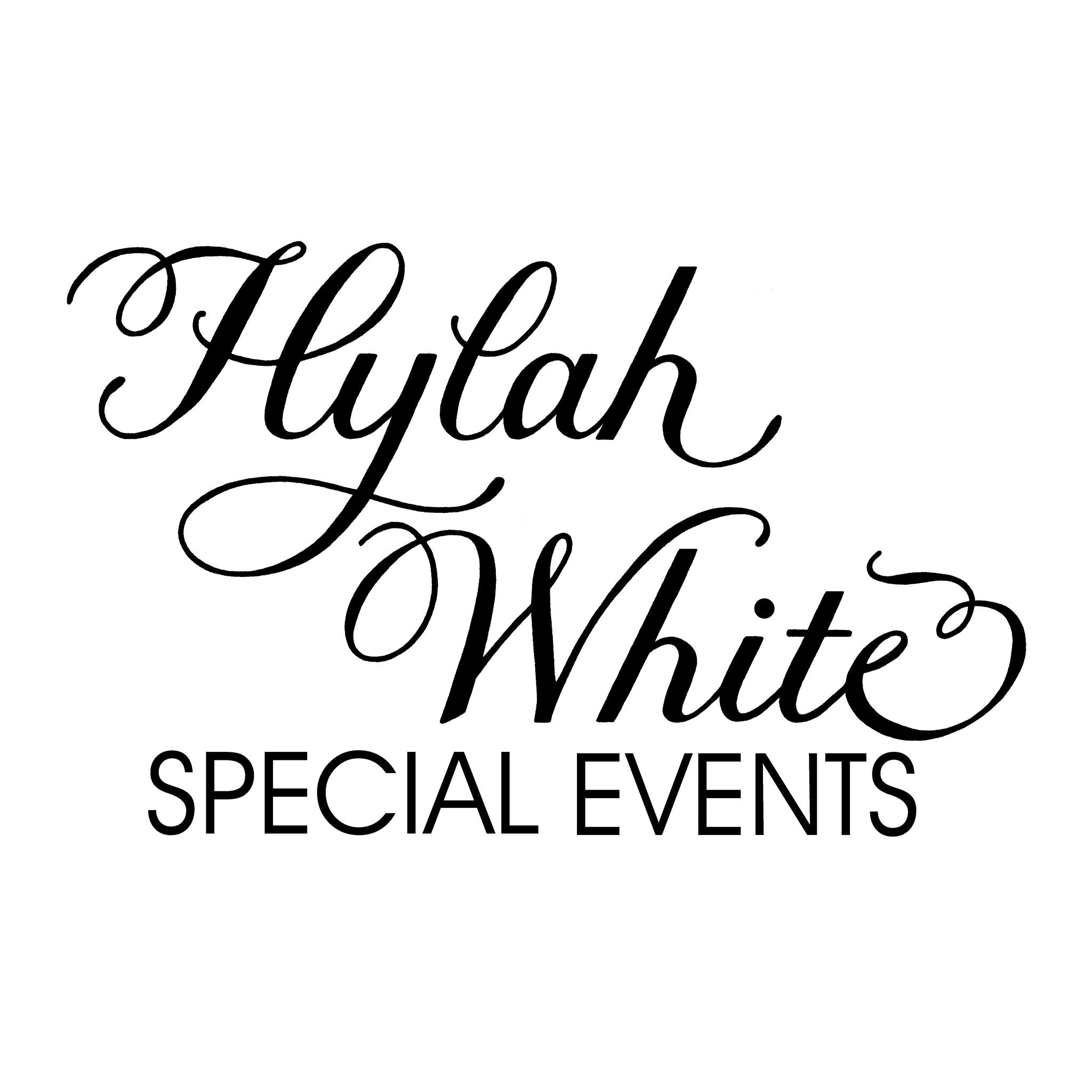 Hylah White Special Events - Hylah White Special Events