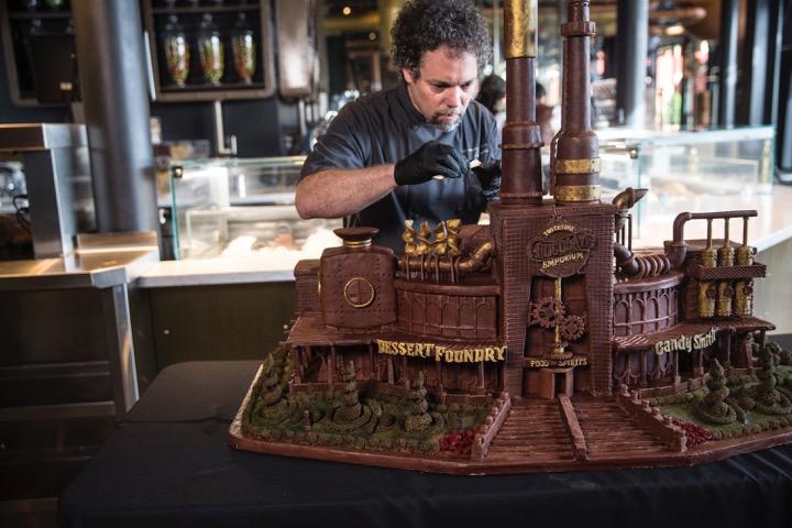 The Chocolate Genius - The Chocolate Genius
