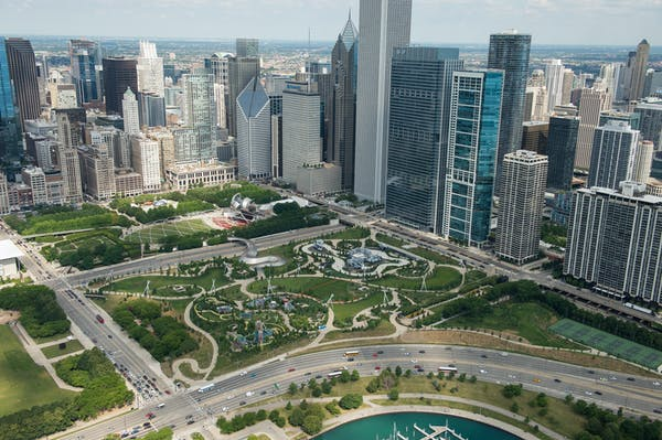 Posted by Maggie Daley Park - A Venue professional