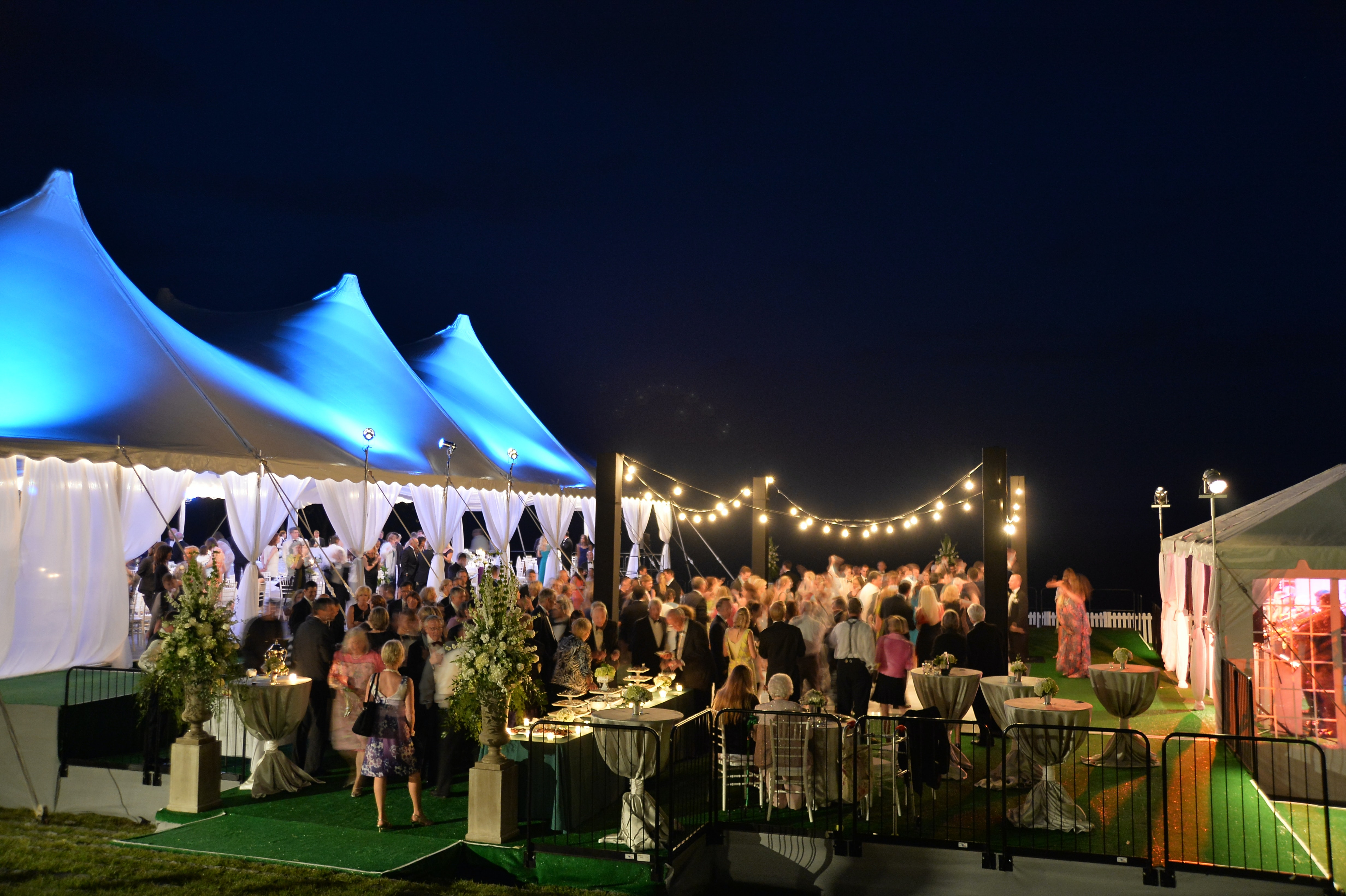 Photo Hosted By PartySlate & Canopies Events with Distinction - Rentals u0026 Linens - PartySlate