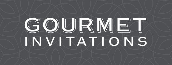 Posted by Gourmet Invitations - A Invitations & Print professional