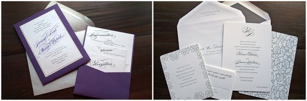 Posted by Erickson Design - A Invitations & Print professional