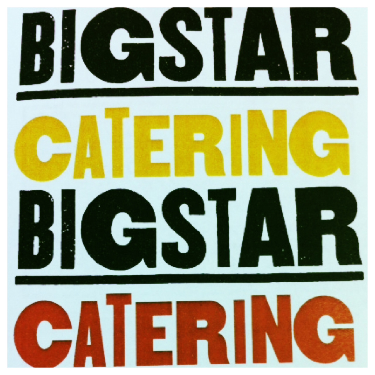 Big Star Catering - Big Star Catering