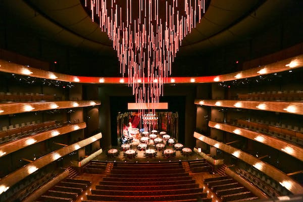 Posted by Winspear Opera House - A Venue professional