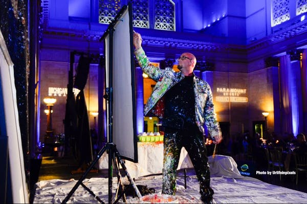Posted by Live Art International - A Entertainment professional