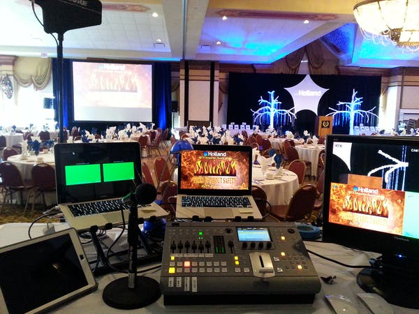 Posted by Audio Visual Productions - A Rentals professional
