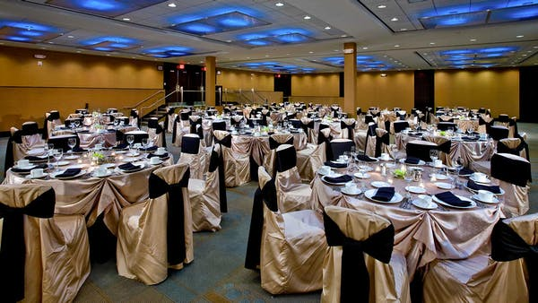 Posted by Crowne Plaza Glen Ellyn - A Venue professional