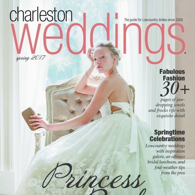 Charleston Wedding Week 2017: The Art Of Being Published - Charleston Wedding Week