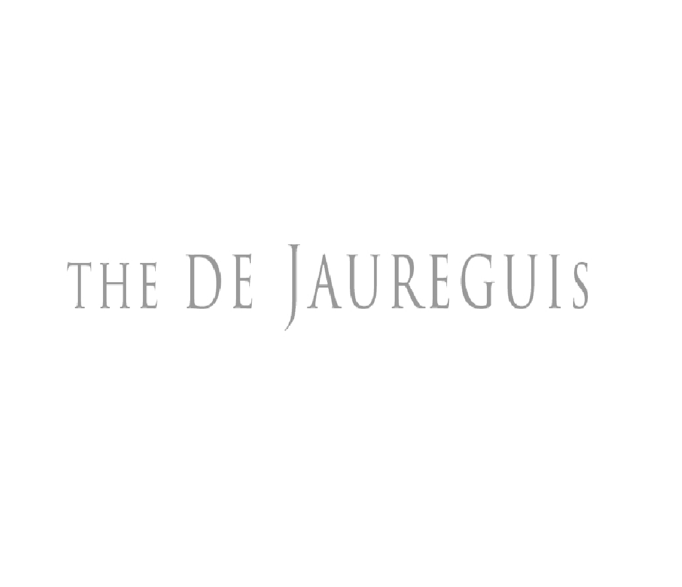 The de Jaureguis - The de Jaureguis