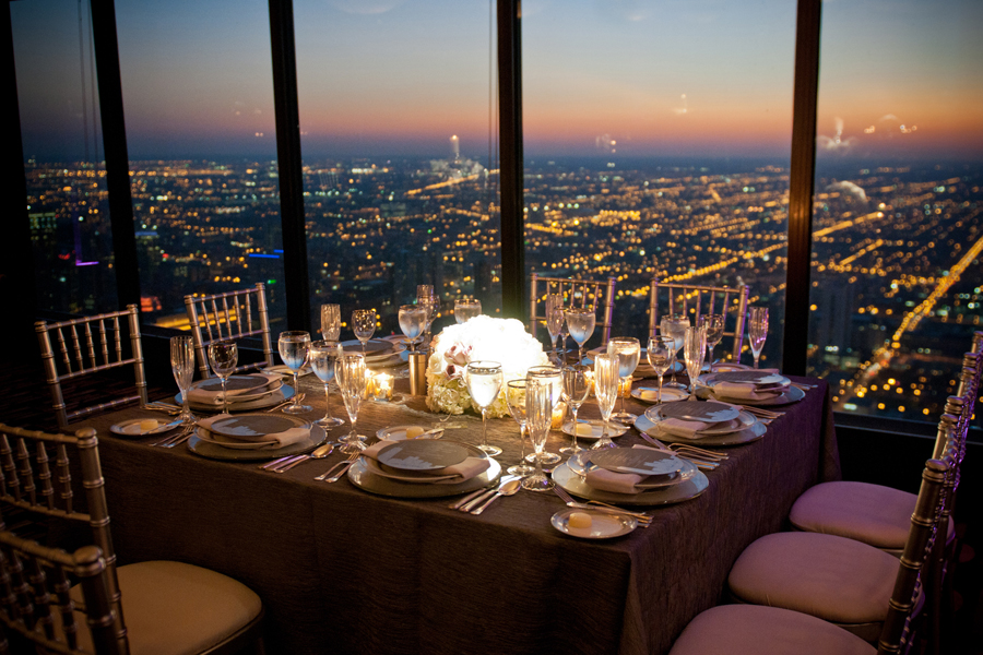 The Signature Room at the 95th | Chicago Venue | PartySlate