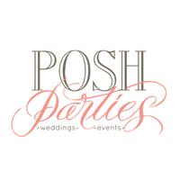 White & Gold Elegance - Posh Parties