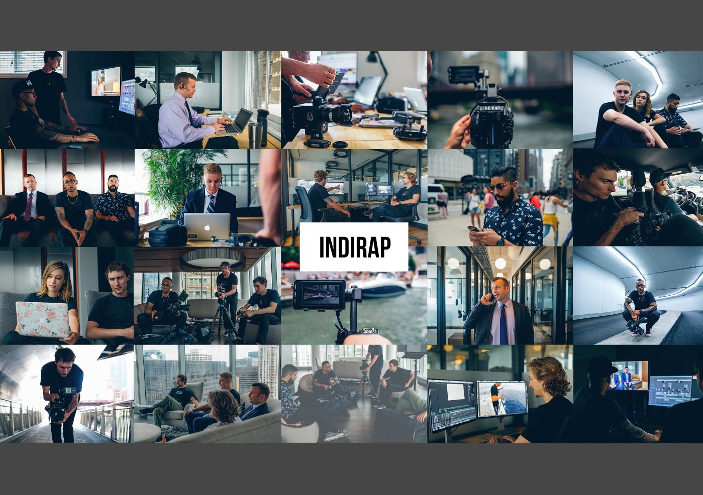 Indirap Productions - Indirap Productions
