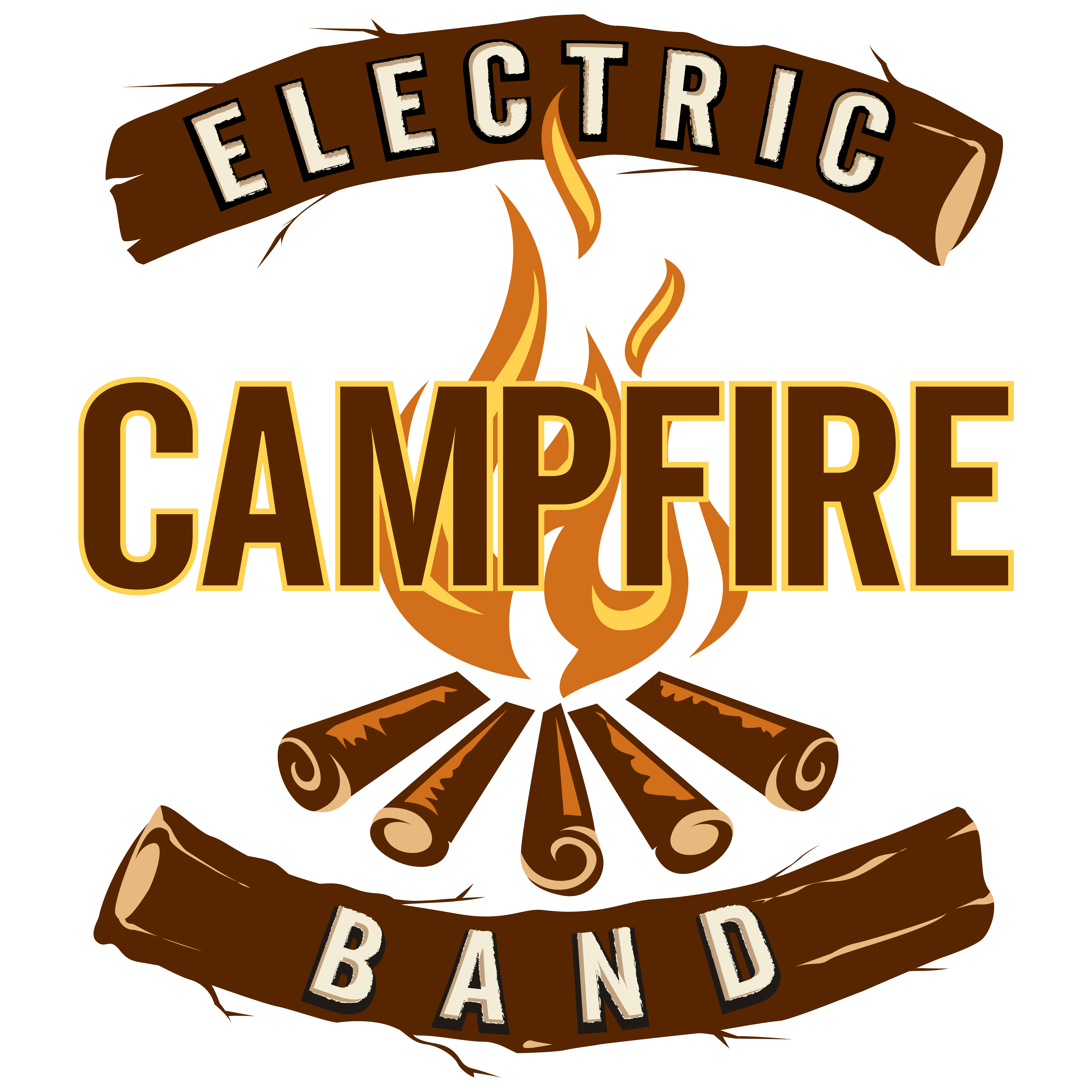 Electric Campfire Band — Gather 'Round. Sing Along. - Electric Campfire Band — Gather 'Round. Sing Along.