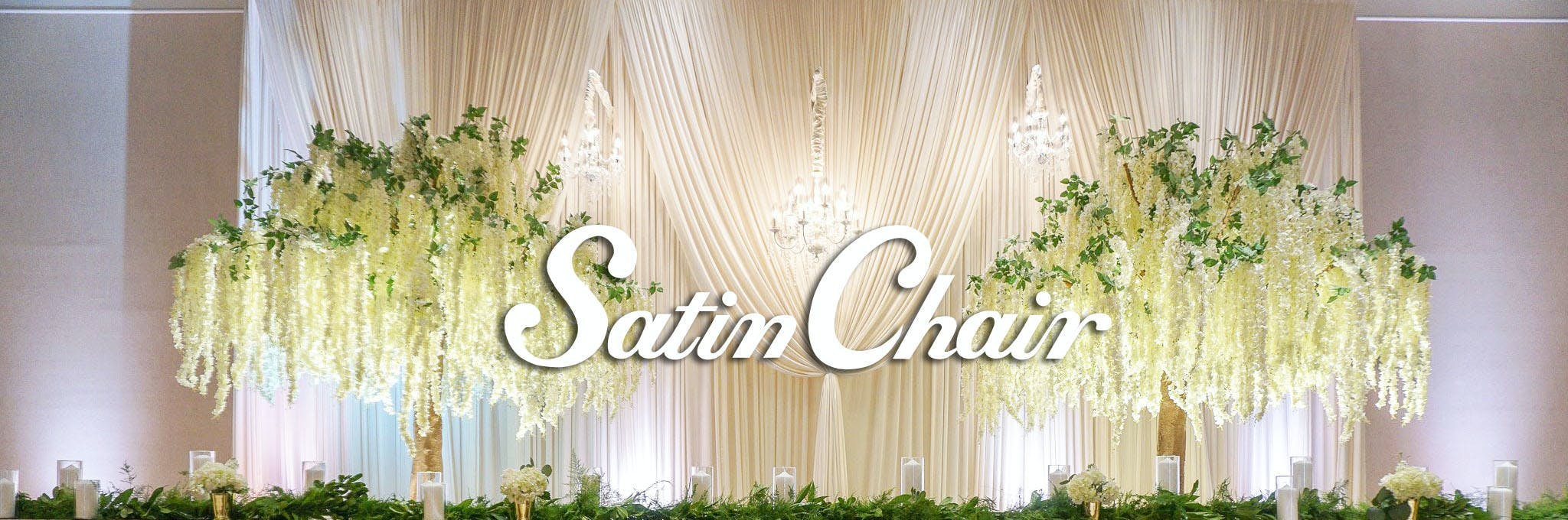 Miraculous Satinchair Com Chicago Wedding Decoration Naperville Gmtry Best Dining Table And Chair Ideas Images Gmtryco