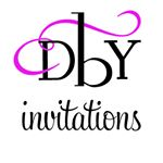 DBY Invitations - DBY Invitations