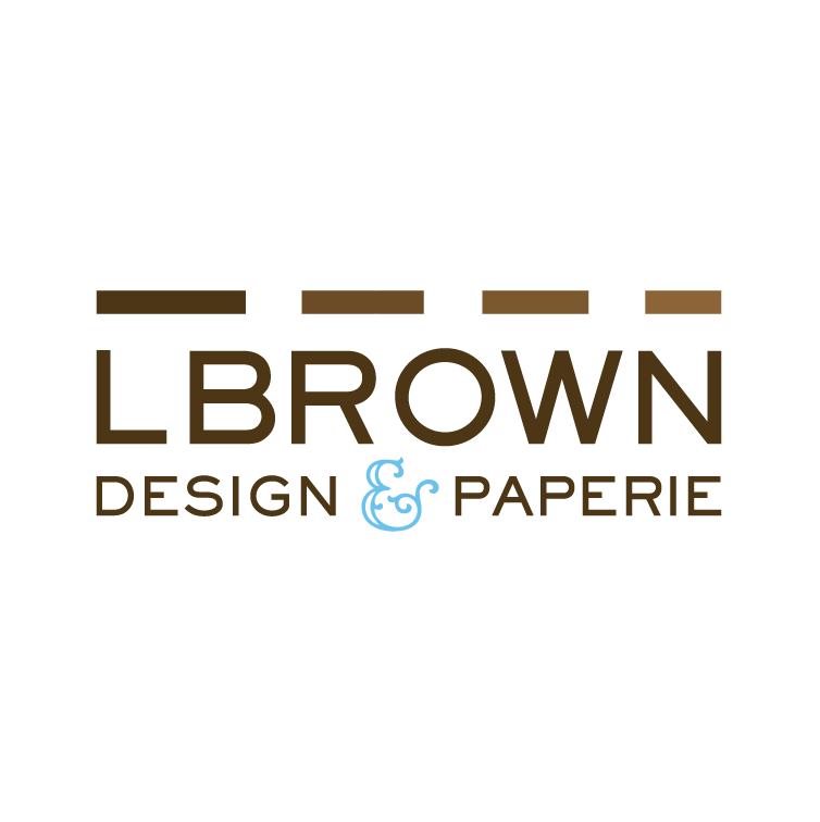 LBrown Design & Paperie - LBrown Design & Paperie