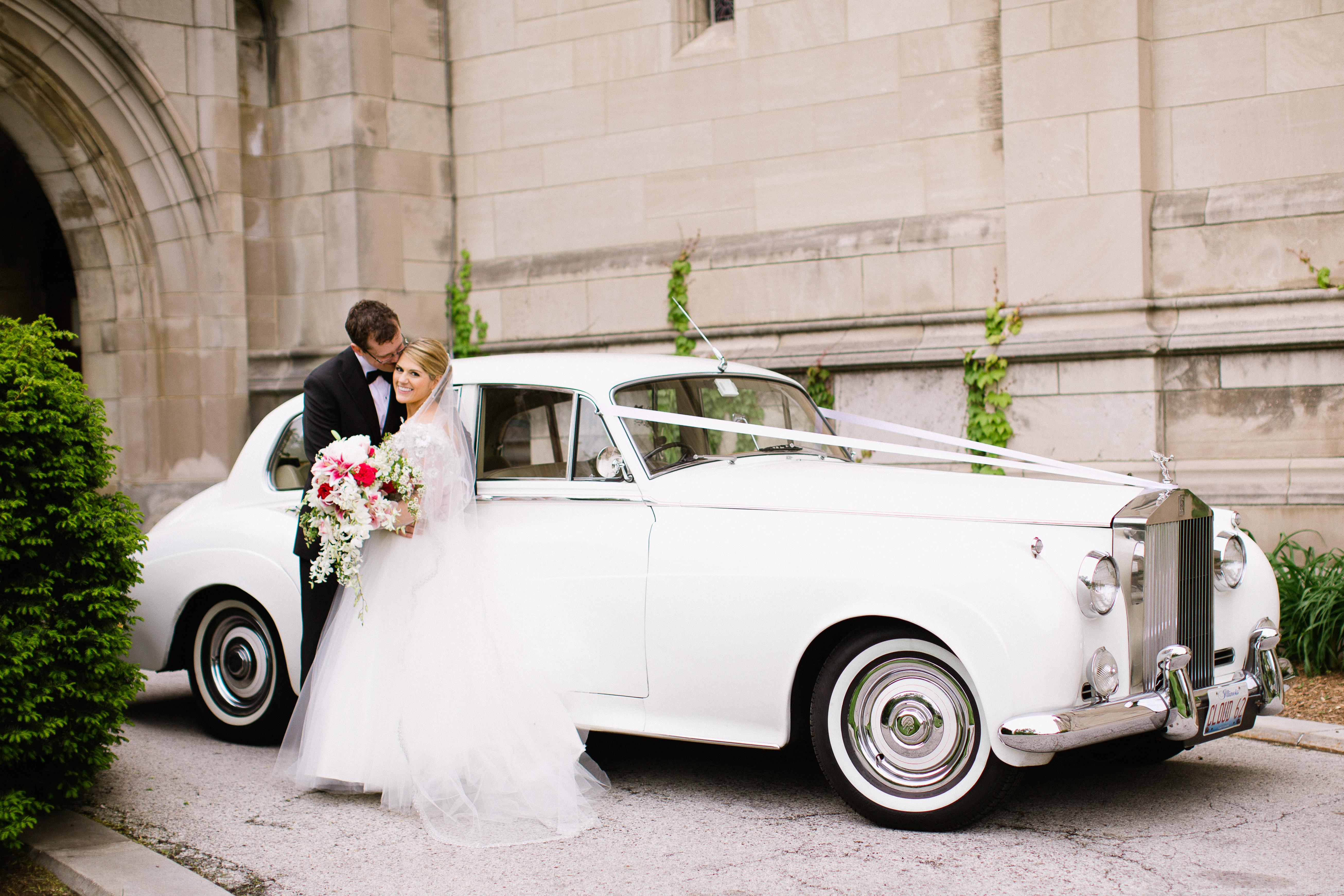 Classic Wedding Car - Classic Wedding Car