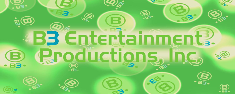 B3 Entertainment - B3 Entertainment