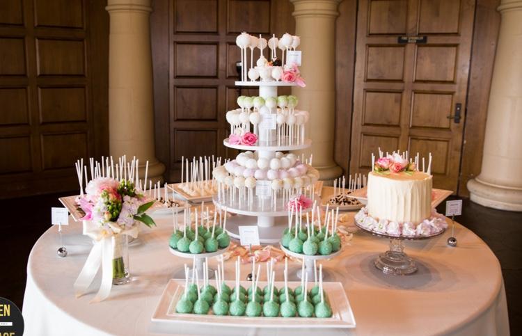 Tickled Pink Cake Pops - Tickled Pink Cake Pops