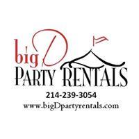 Big D Party Rentals - Big D Party Rentals