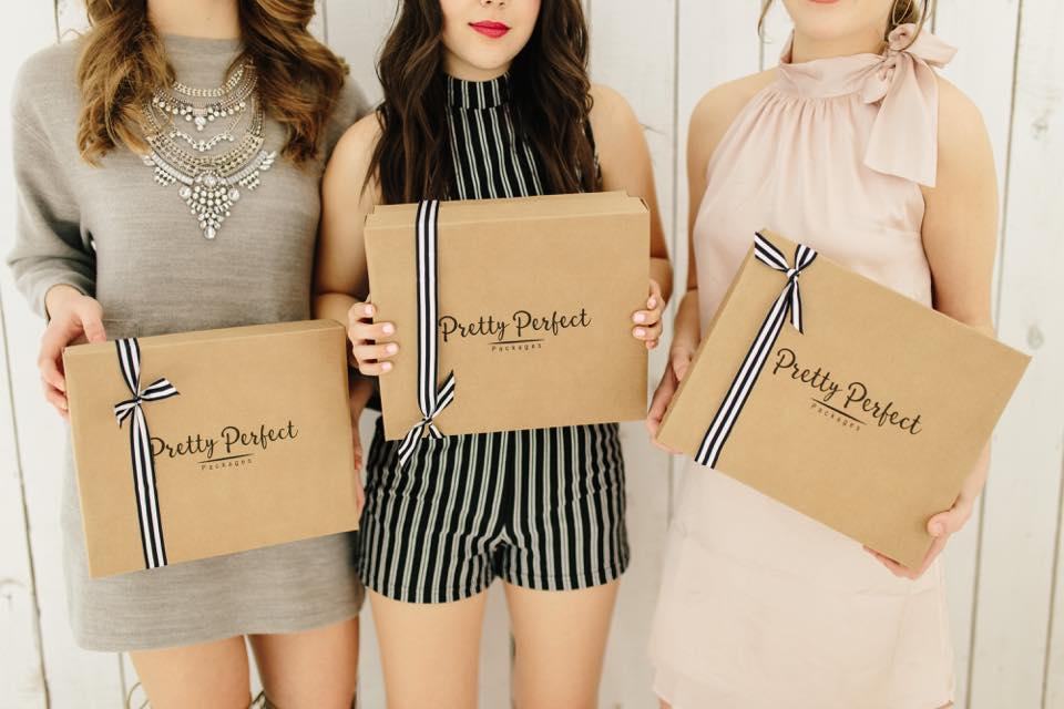 Pretty Perfect Packages - Pretty Perfect Packages