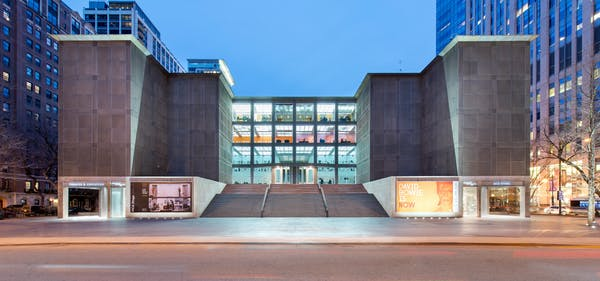 Posted by Museum of Contemporary Art Chicago - A Venue professional