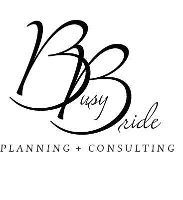 Busy Bride Planning + Consulting - Busy Bride Planning + Consulting
