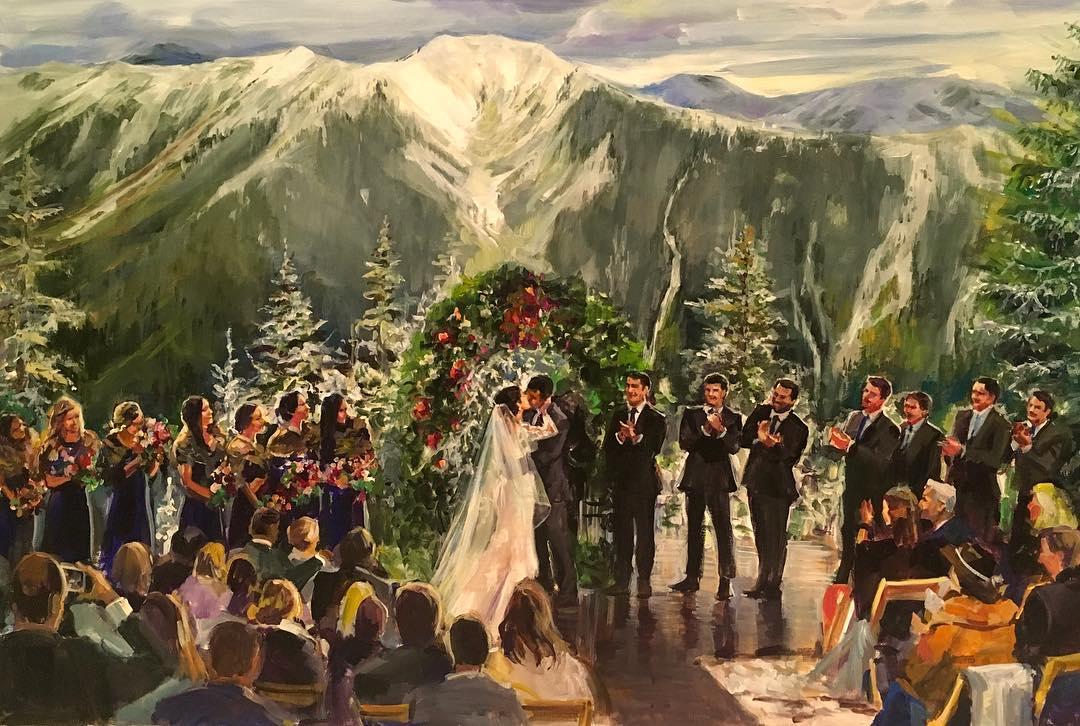 Event Painting By Agnes - Event Painting By Agnes
