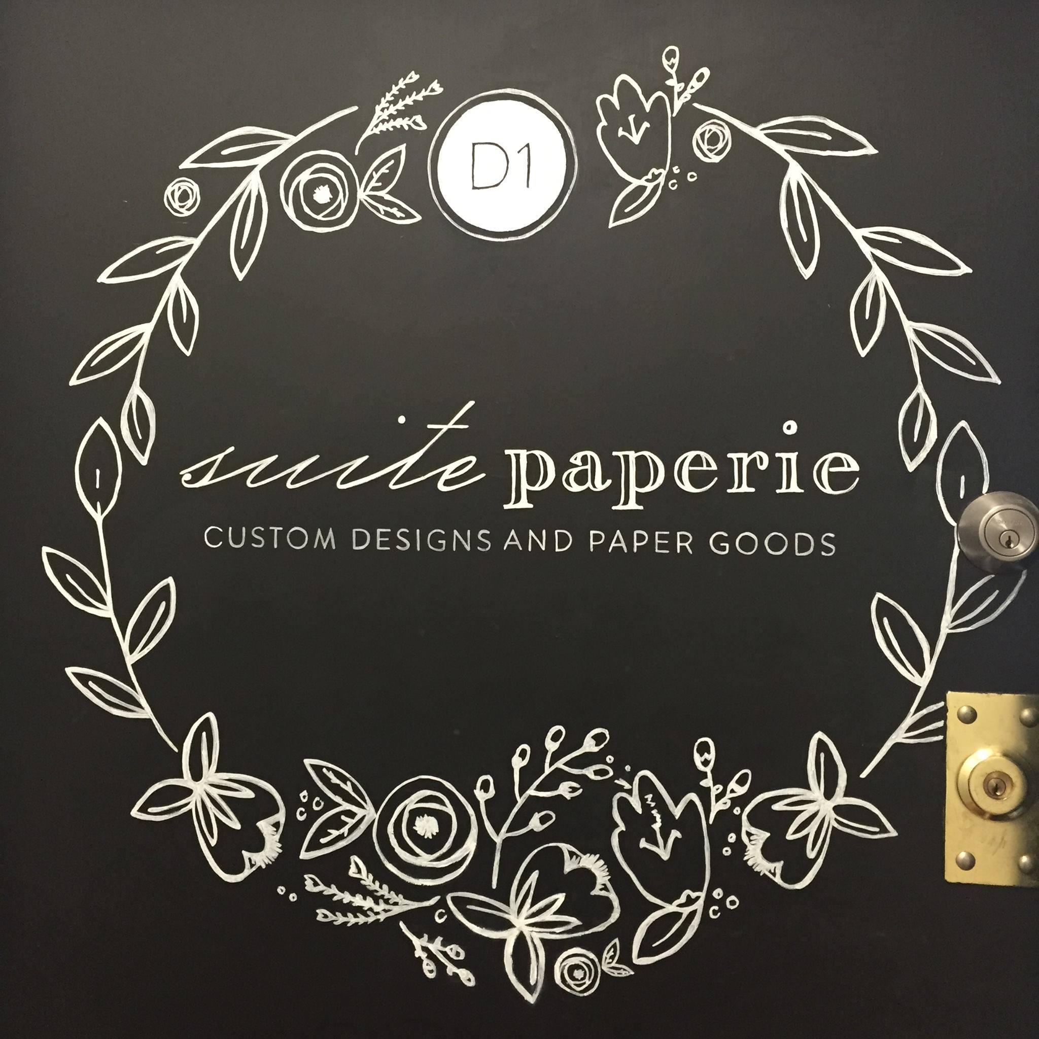 Suite Paperie - Suite Paperie