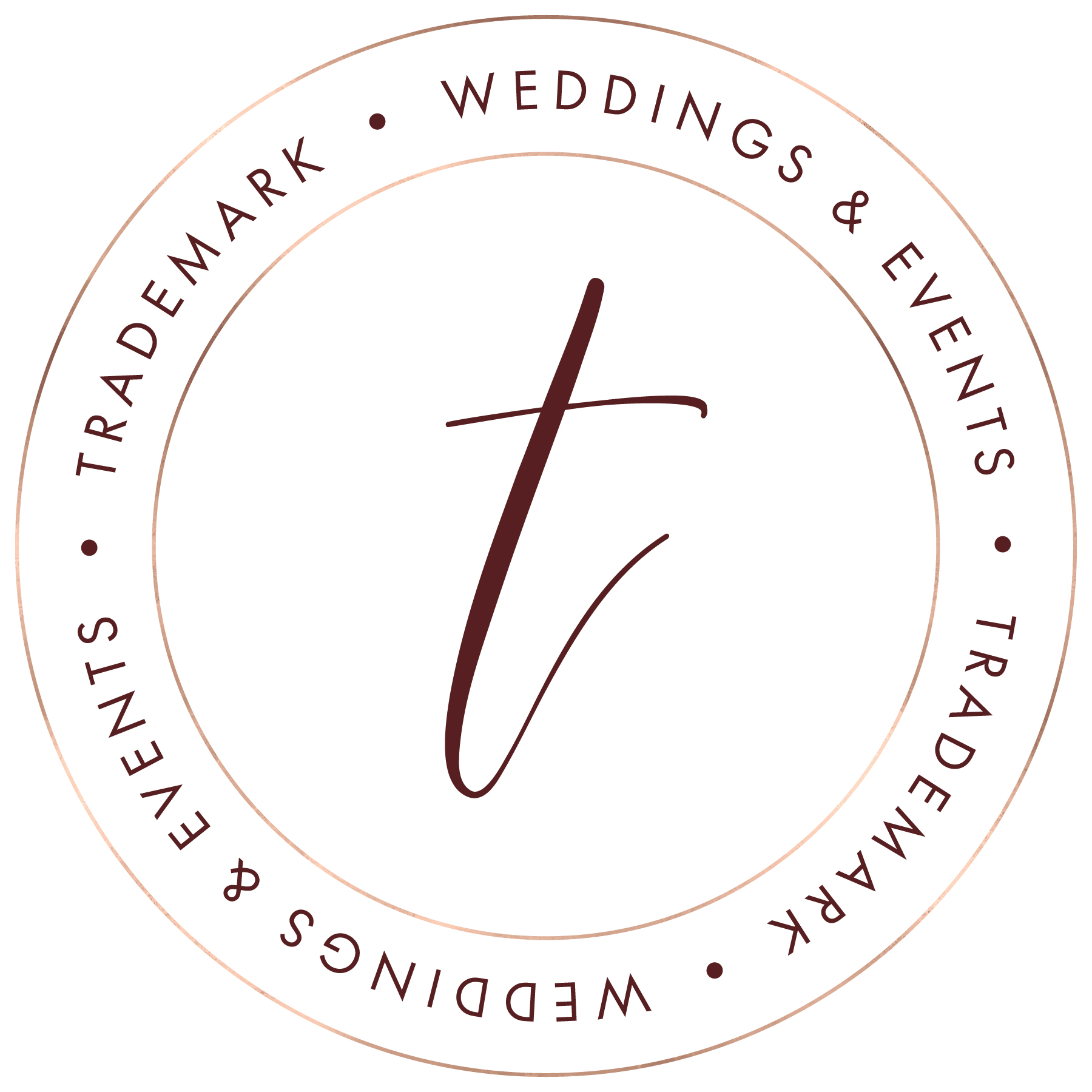 Rose + Ryan - Trademark Weddings & Events