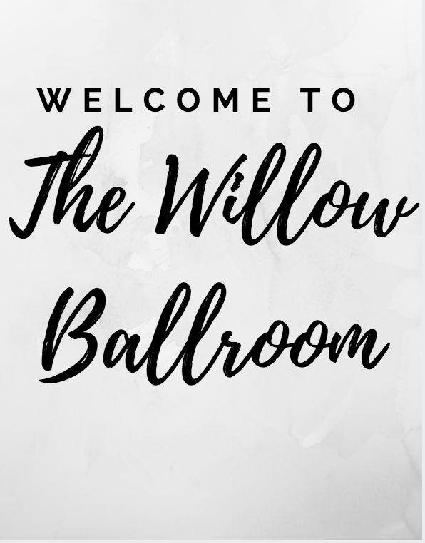 Chelsey + Kip's Wedding at The Willow Ballroom + Event Center - The Willow Ballroom + Event Center