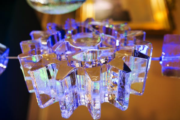 Posted by Art Below Zero Ice Sculptures - A Design/Decor/Floral professional