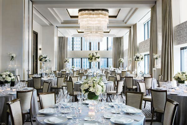 Posted by The Langham, Chicago - A Venue professional