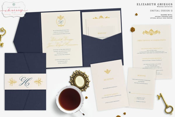 Posted by Invitations by Chrissy - A Invitations & Print professional