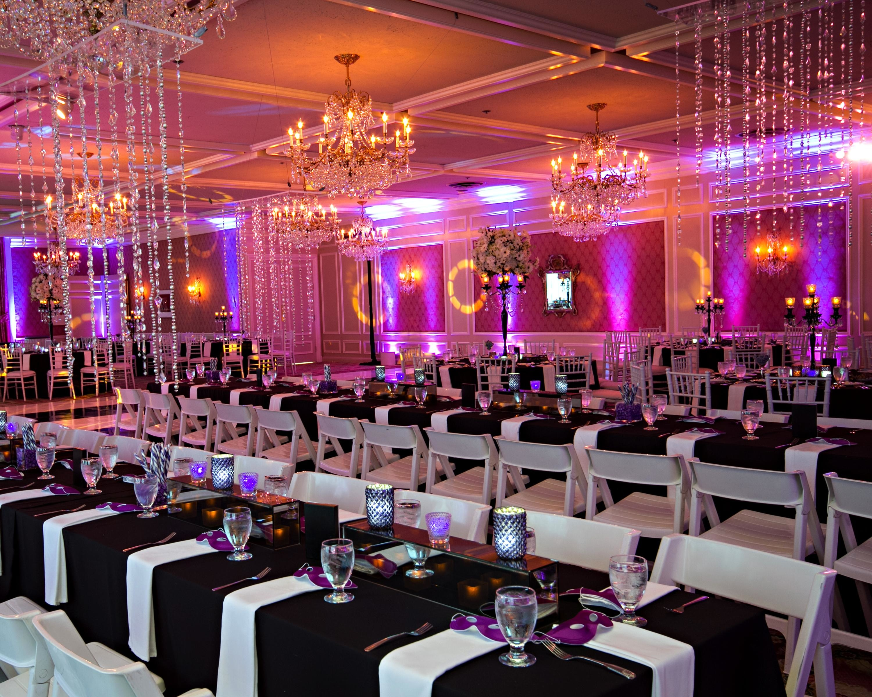 how to become a party event planner