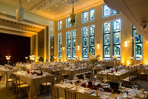 Posted by Loyola University Chicago - Conference Services - A Venue professional