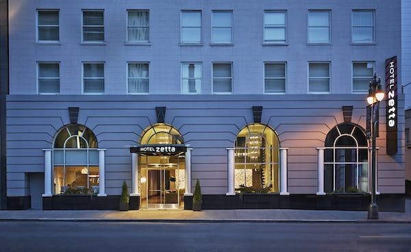 Posted by Hotel Zetta San Francisco - A Venue professional