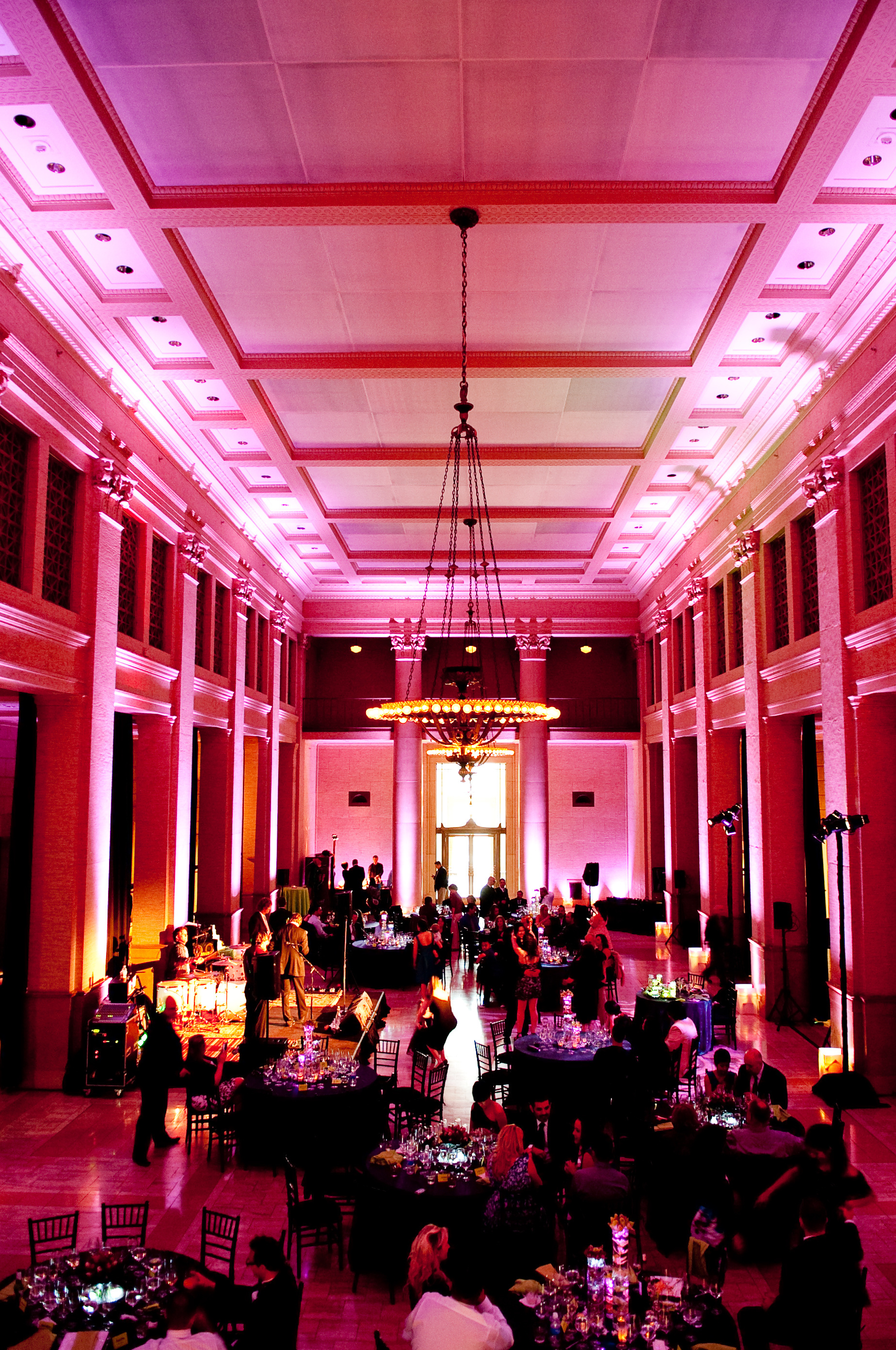 Wedding at the Bently Reserve