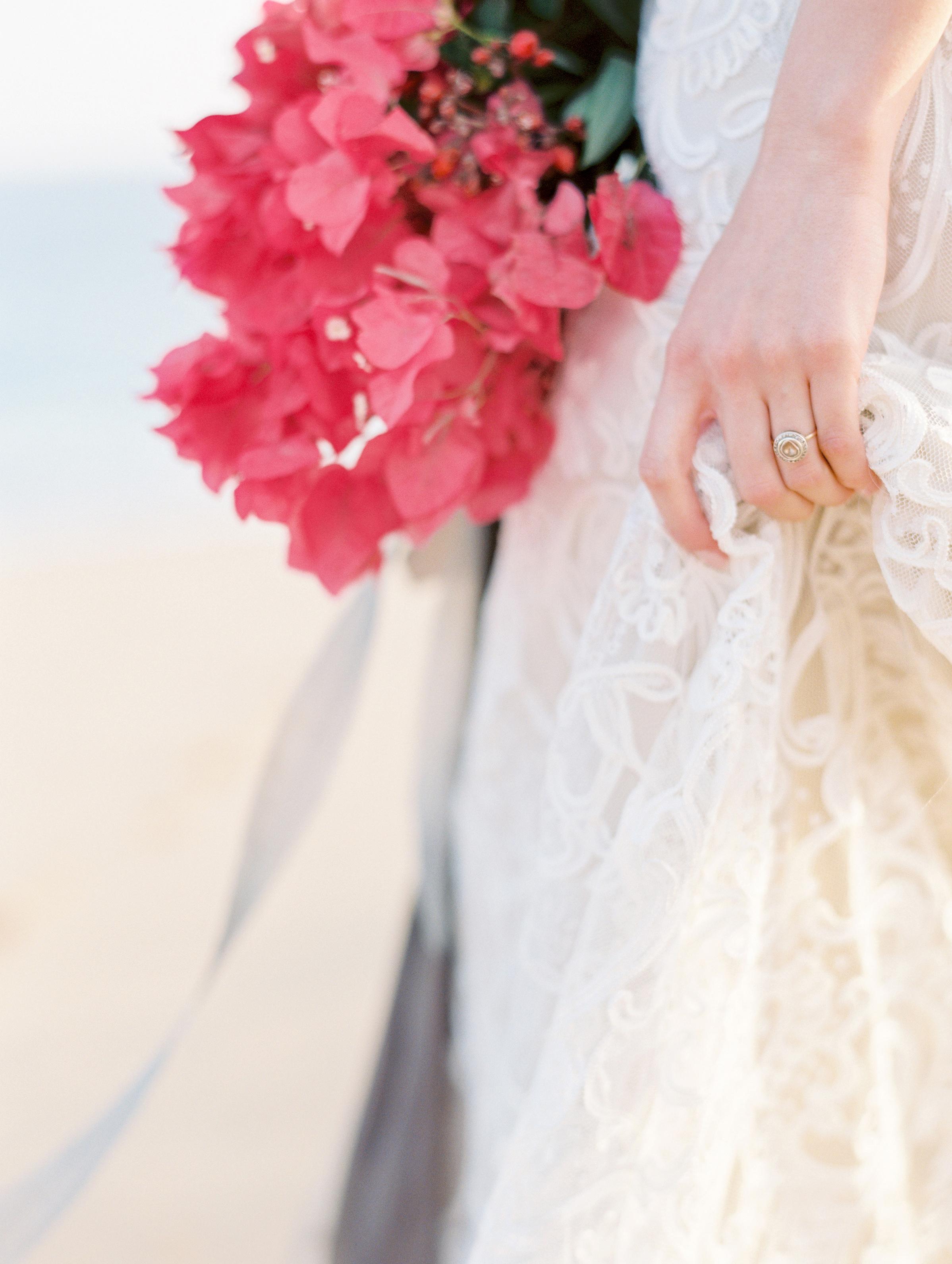 Mexico Beach Wedding - Meggie Francisco Events