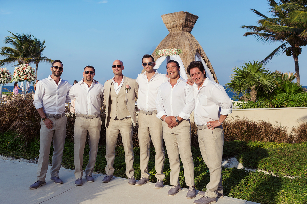 Quetzal wedding