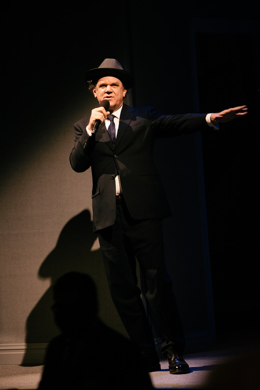 Actor John C. Reilly introduces an original video tribute honoring the Steppenwolf ensemble.