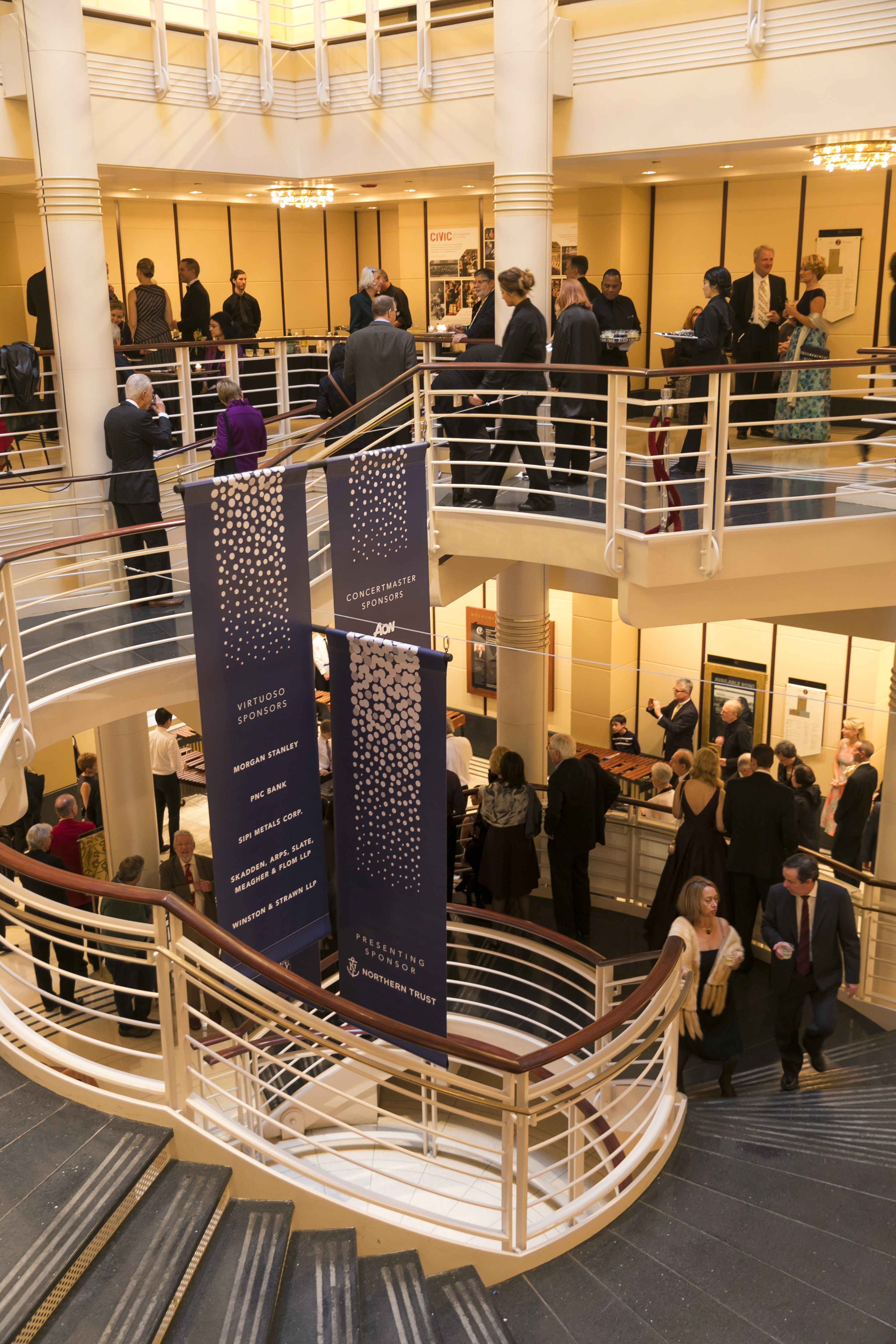 Annual Symphony Ball 2016 - Chicago Symphony Center